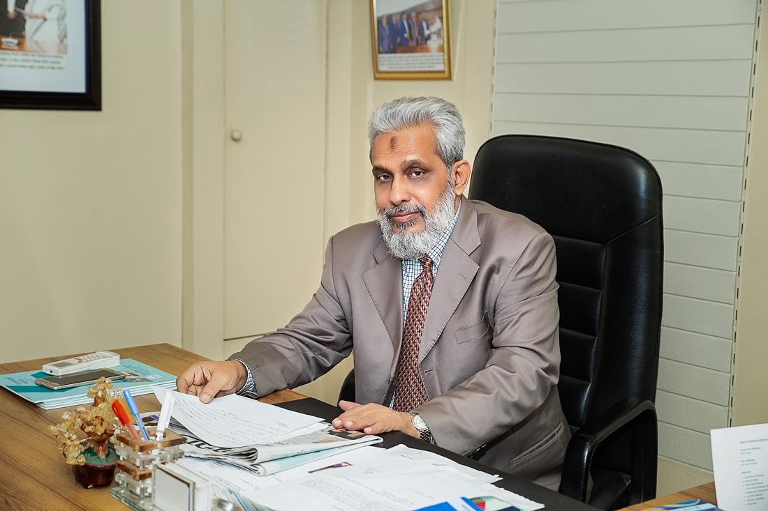 Ariful Ahsan - Managing Director - CML Consolidation & Logistics Services LTD.