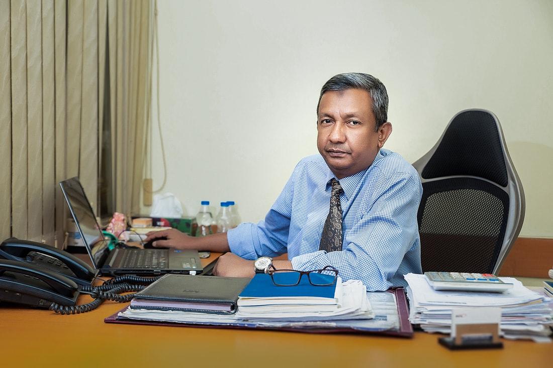 Enamul Kabir - Director - CML Consolidation & Logistics Services LTD.