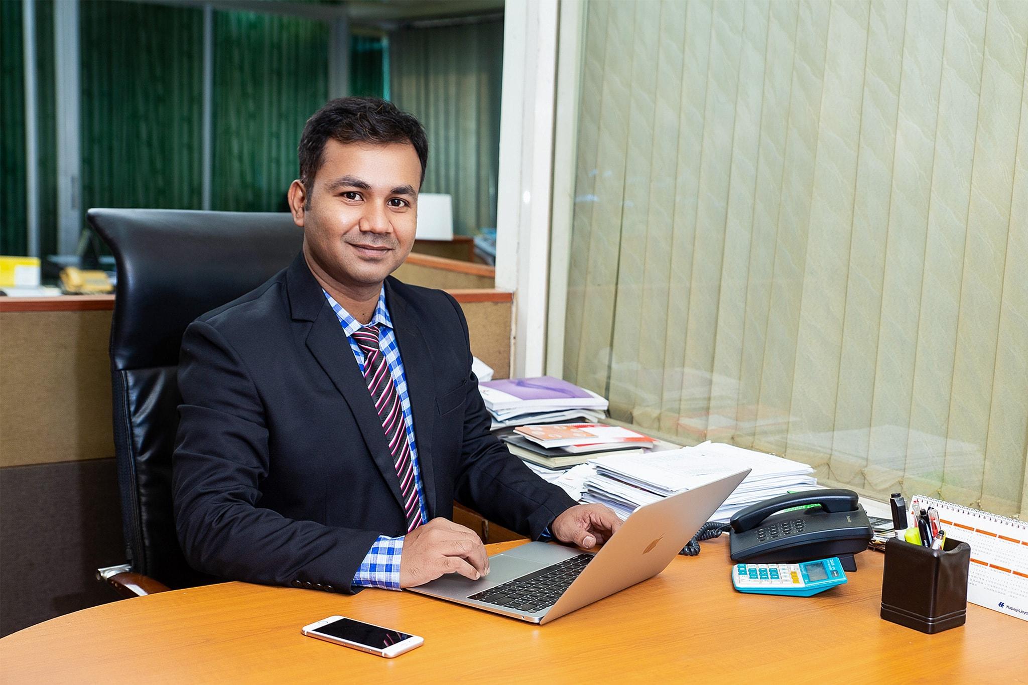 Azmain Bhuiyan - CML Consolidation & Logistics Services Ltd.